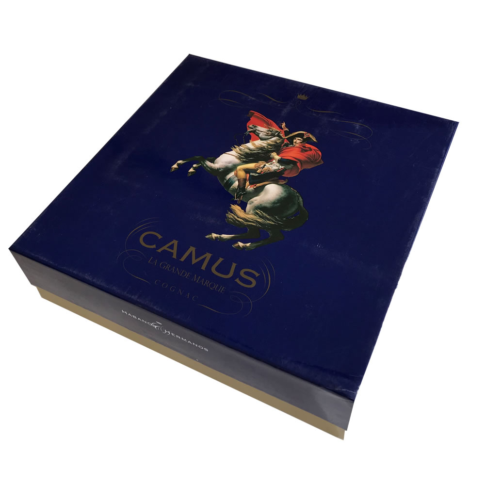 Illustrious  Collection - Camus - Napoleon Navy Blue - 9 x 2 1/4